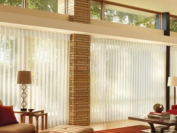 Luminette Privacy Sheers Complete Blinds